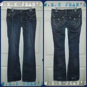 MEK Jean's! Designed Exclusively For Buckel!